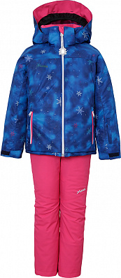 Pisces Kids' Two-piece (Navy)